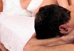 bolesť pri ejakulácií