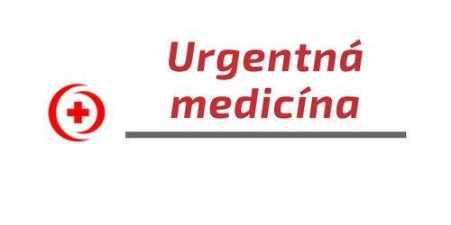 odbor urgentná medicína