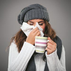 Oslabená imunita
