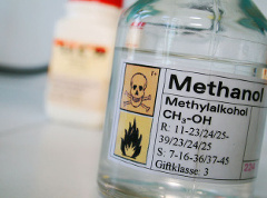Otrava metanolom