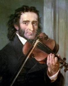 Marfanov syndróm -Paganini