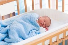 Syndróm náhleho úmrtia dojčaťa (SIDS)