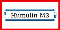 Humulin M3