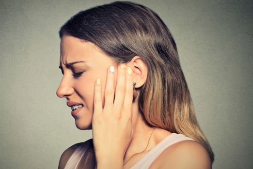 Bolesť príušnej žľazy