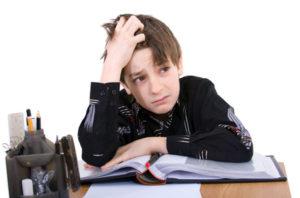 poruchy koncentrácie