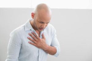 Zrýchlené dýchanie